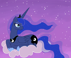 Princess Luna by Elana-Louise