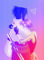 SasuSaku - I've missed you by happyzuko