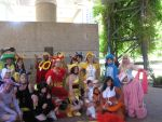 A-Kon 21 Pokemon Shoot - 01 by FlowerNinjaA