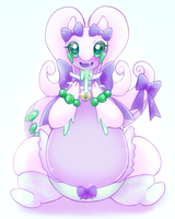 Goodra by Pastelletta