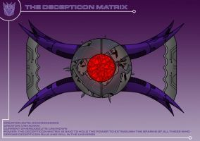 The Decepticon Matrix by BrentJago