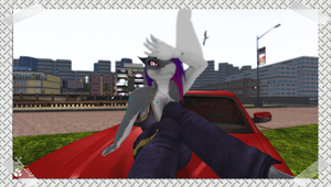 Car Topper - Second Life by Jace-Lethecus
