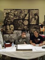 Display at Steel City Con 2013 (April) by bmac78