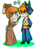 [AA] Festival - Mikandy y Duxtin by Rumay-Chian