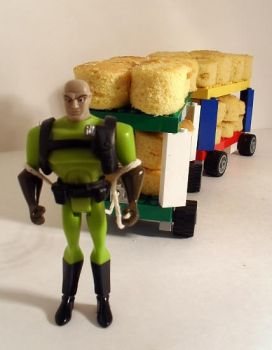 Lex Luthor and Those 40 Cakes by happysorceress