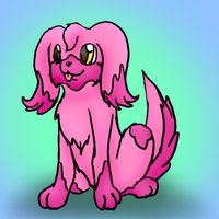Pink Puppy by Rika-of-Thunder