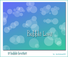 Bubble Love by darkdana666