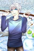 RotG_Jack Frost_Cold Ice Snow by Feruru