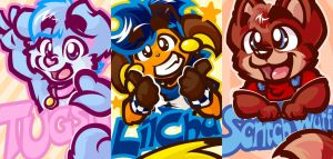 BADGES FC2015 by LilChu