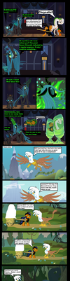 The ultimate test (page 5) by darkoak213