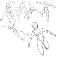 Gesture Studies 4 by EduardoGaray
