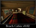 Beach Cabin v0.02---Living room v0.03 by crispexmobile