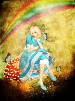 Alice's Wonderland by Holly6669666