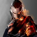 Iron man by Marksfps