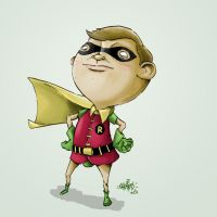 Robin by ChurusSavioli