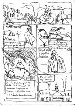 BD animaux Page 1 by Padrek