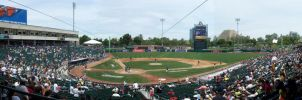 Raley Field by tyfune818
