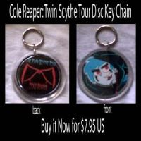 Cole Key Chain by KPenDragon