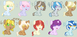 Shipping Foals 7 by ponyboogers