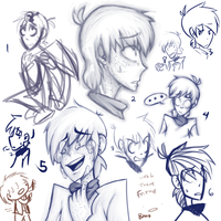 There was an attempt to sketchdump by LinksInMe