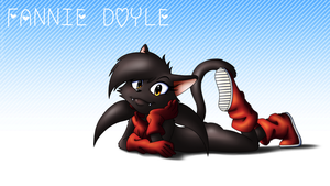 ::WP:: Fannie Doyle by mARTz-9o