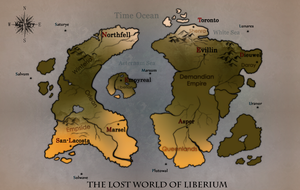 The Lost World of Liberium by IIMD