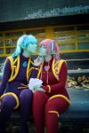 Ale and Anne by Des-Henkers-Braut