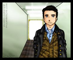 Captain Jack Harkness by ryuuri