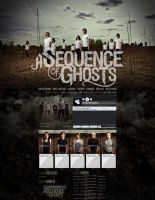 Myspace: A Sequence of Ghosts by stuckwithpins