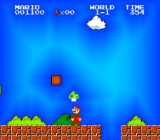 New improved Mario world by dylrocks95
