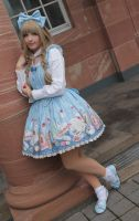 Sweet Alice in Wonderland by Zhenya-Chan
