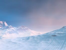 mountains background 2 by indigodeep