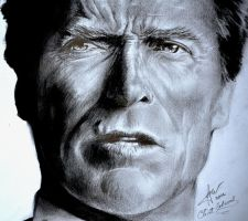 Mr. Eastwood! by ADIKAY