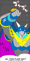 UlforceVeedramon talking about his size by Shelby95