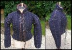 Gambeson, padded garnment by Carancerth