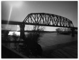 Sioux City Bridge by RytheArtist