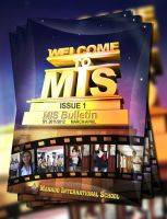 MIS buletin issue 1 by Foxcun