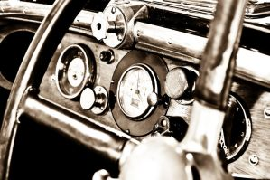 Old Steering by Cobra1986