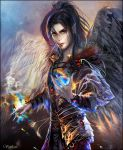 Fallen angel by Venlian