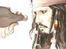 Jack Sparrow Unfinished by TheLoveSong