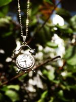 Hanging Clock... by StyleCravings