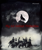 My 12 Wolves' Protecton Fanfic by kaivocado