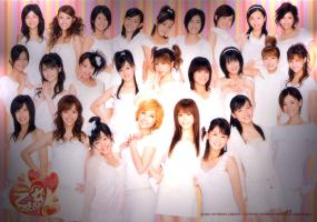 HELLO PROJECT by LAMAHdesu