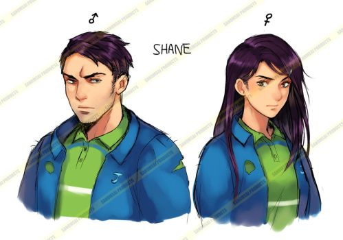 Shane by Reef1600