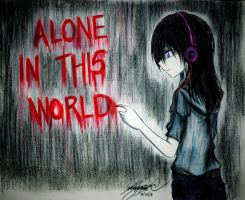 Alone in this world by marianne1998