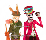 The March Trender and the Mad Splendor--- by Sushirolled