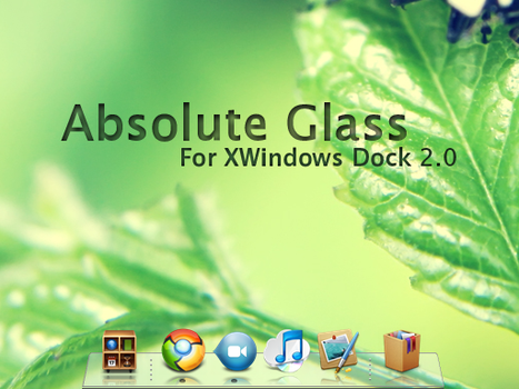 Absolute Glass for XWD 2.0 by HeyItPaul