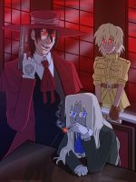 Hellsing by happyzuko