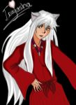Inu Yasha by InLoveWithYaoi