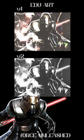 Force unleashed by gustavoedu